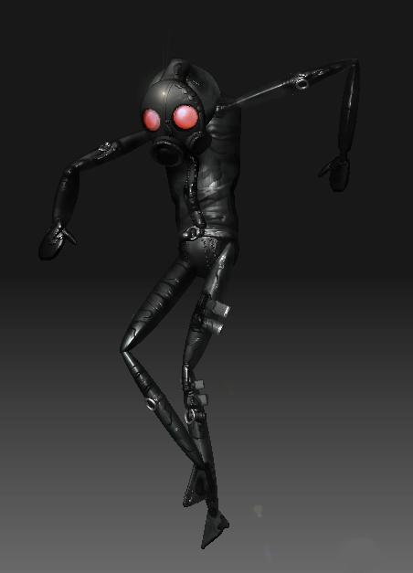 psycho mantis puppet