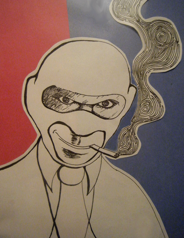 Smoking Spy
