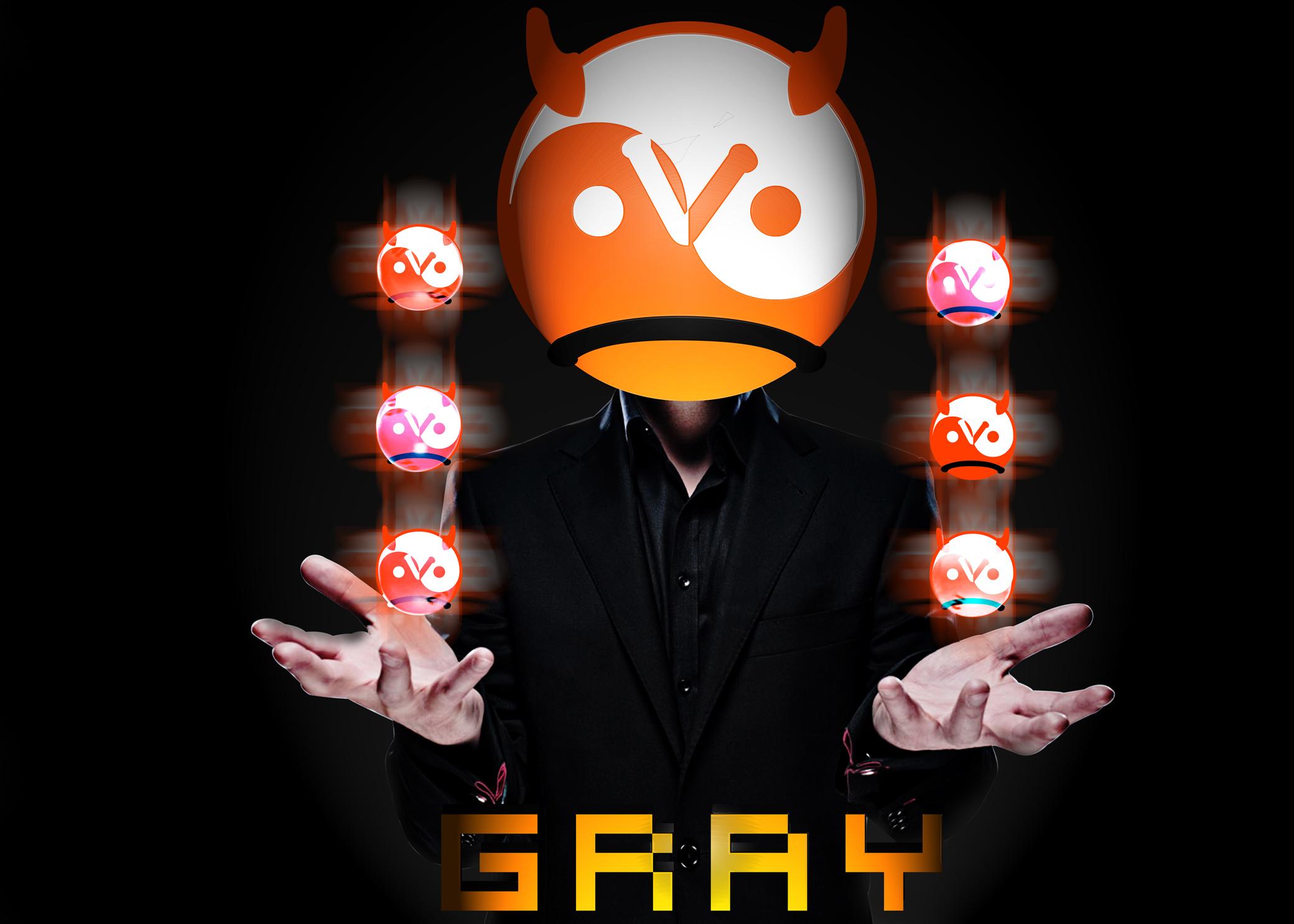 Mad guy