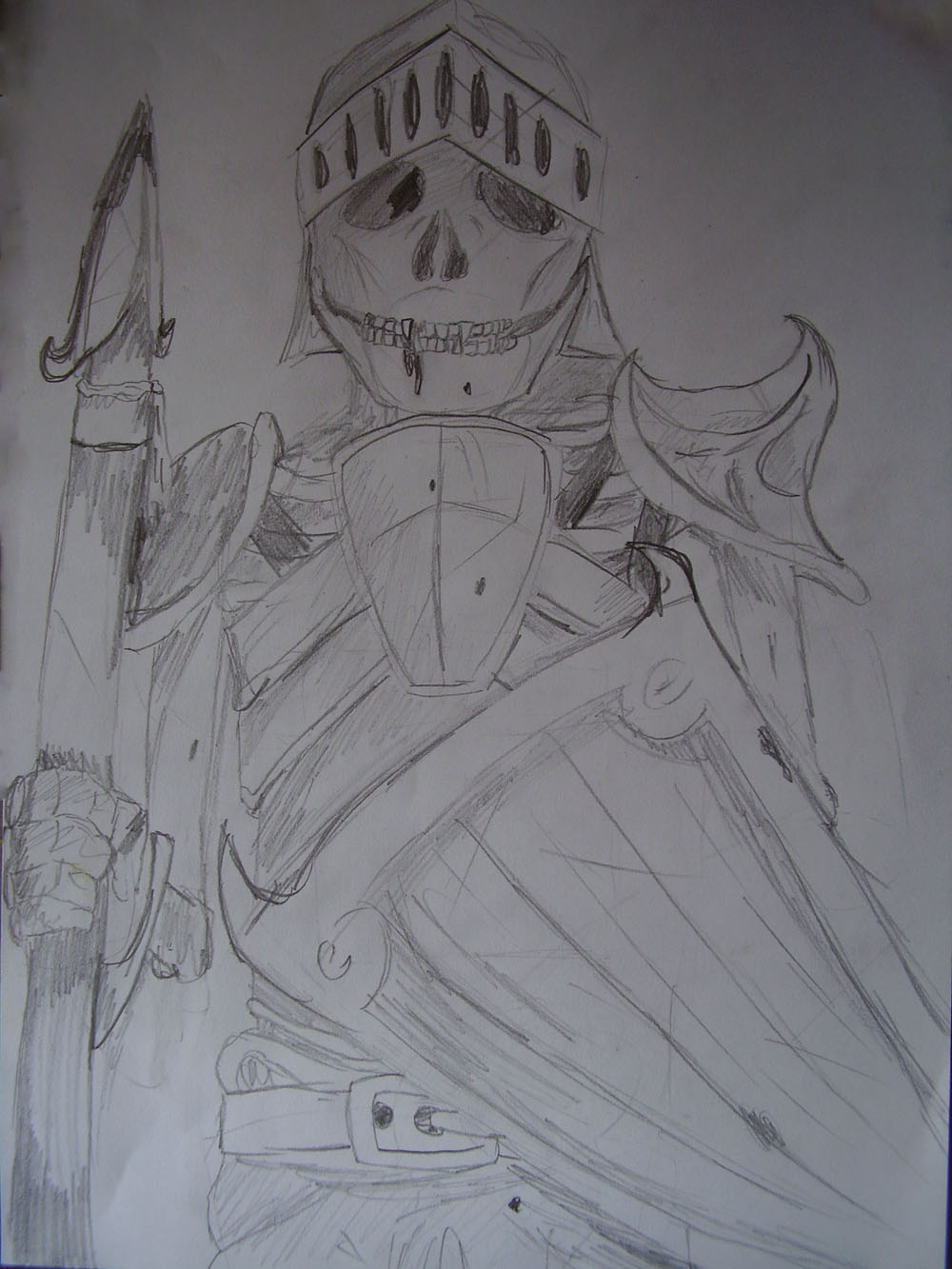 The Damned Knight