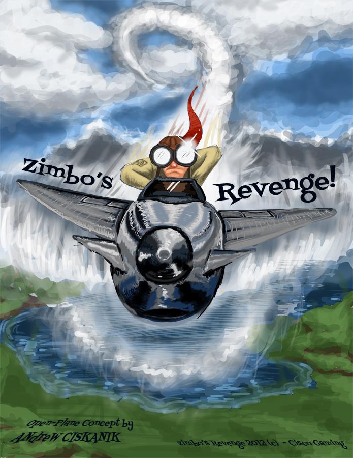 Zimbo's Revenge -Plane Concept