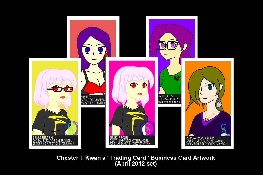 Business Cards (Apr-12 set)