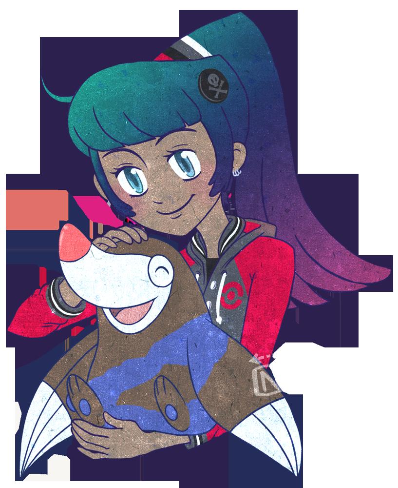 Pokemon Trainer Nandi 2012