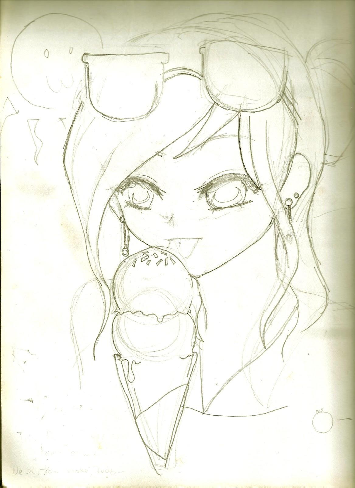 Everyday Im Licking Icecream