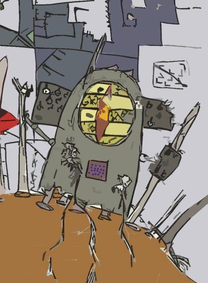 Robot Death Trap
