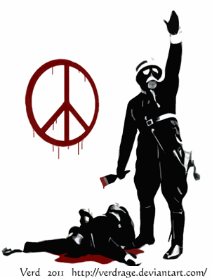 Peace is true