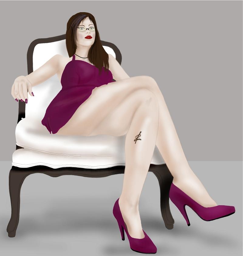 Mistress Gia's Throne