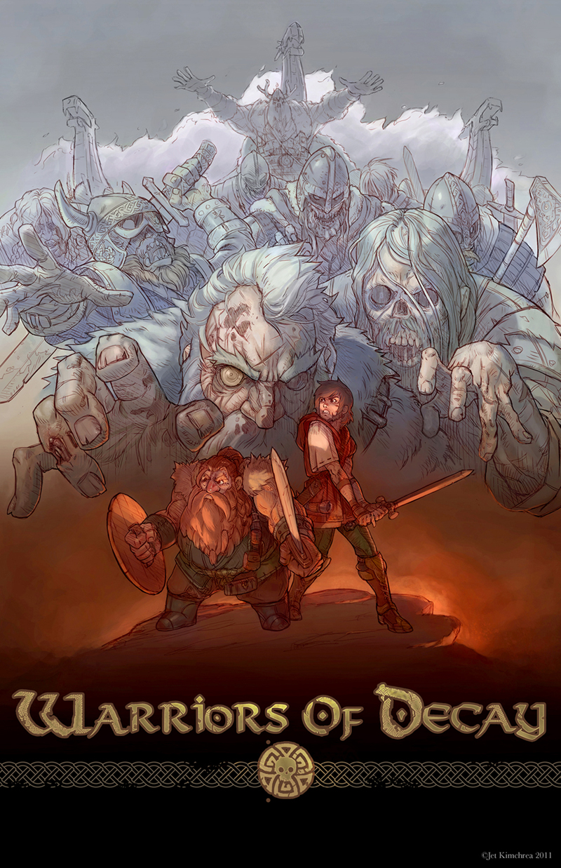 Warriors Of Decay