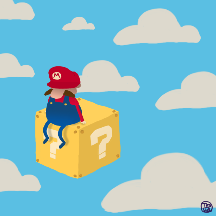 The Lonesome Mario
