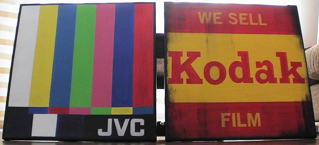 JVC / Kodak