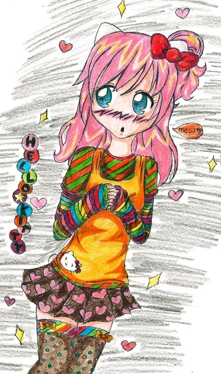 Hello Kitty Human
