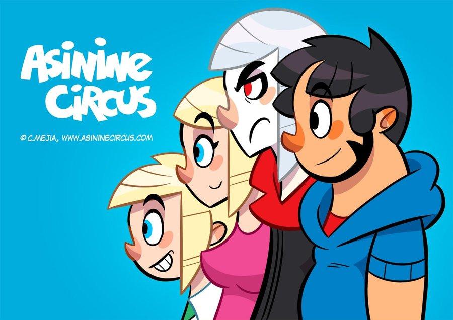 Asinine Circus Crew