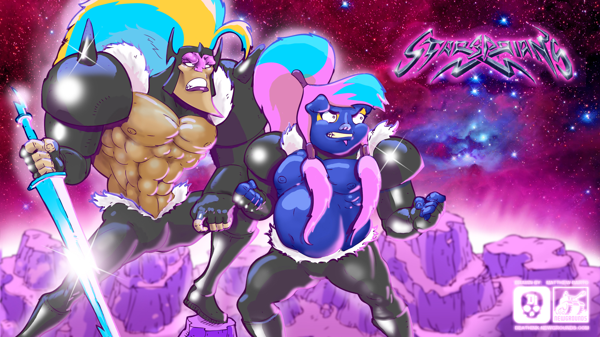 Starbarians