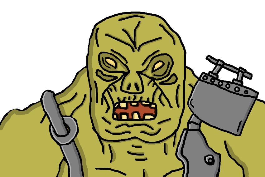 Fallout 3: Super Mutant