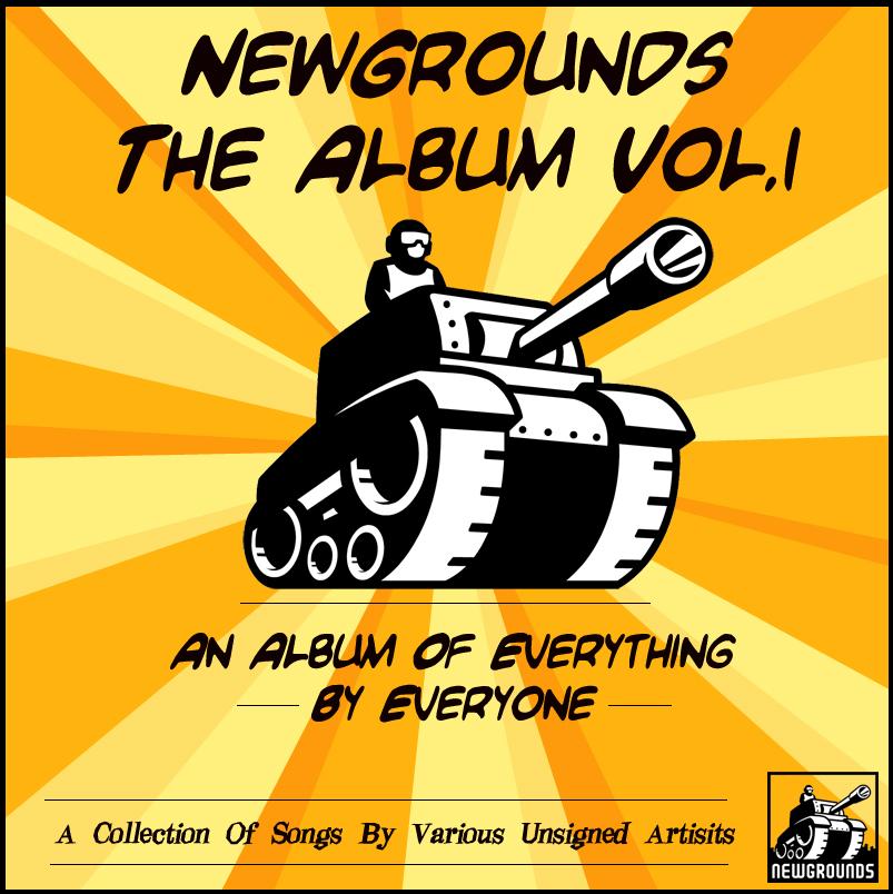 Album Cover 1