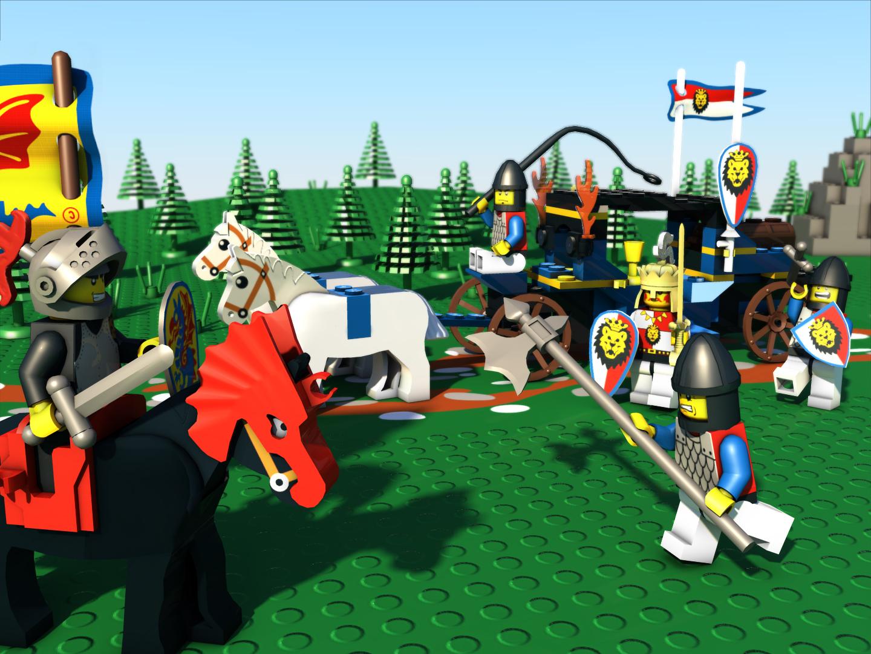 LEGO Ambush