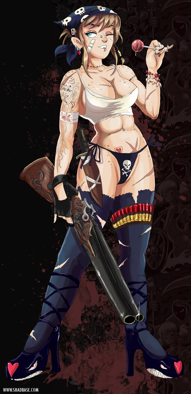 Shadgirl 2