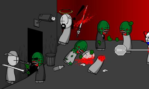 Madness Zombie Attack 2