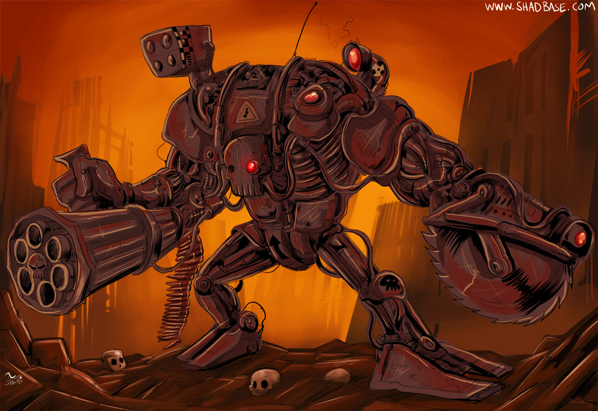 Mechanized Death