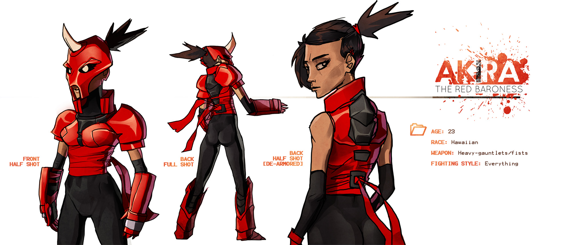 Akiva the Red Baroness