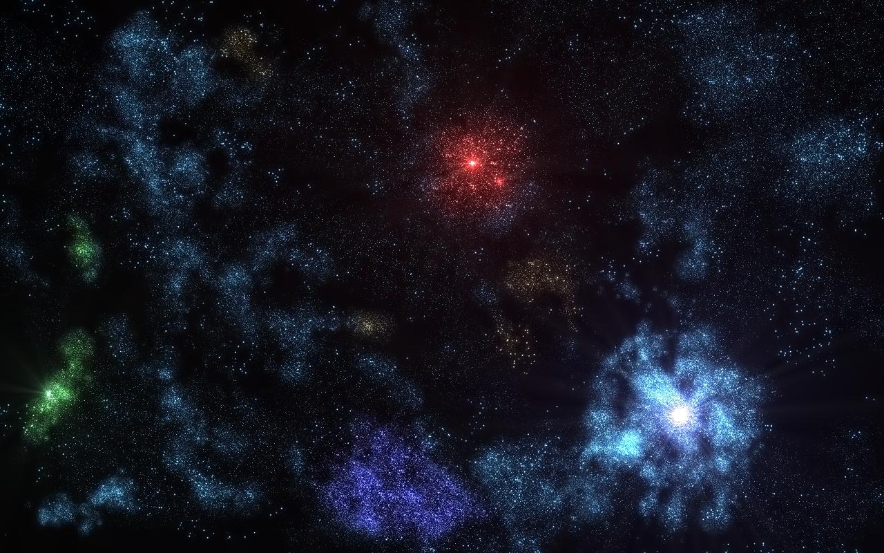 Star Field 2