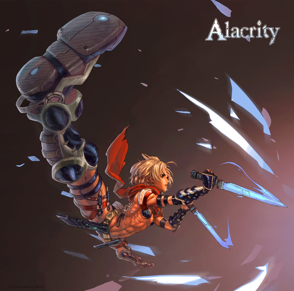 Alacrity AIR SPLITS