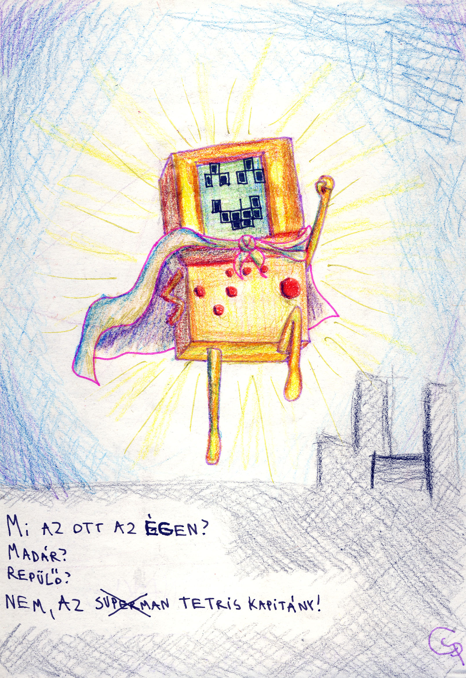 Capitain Tetris