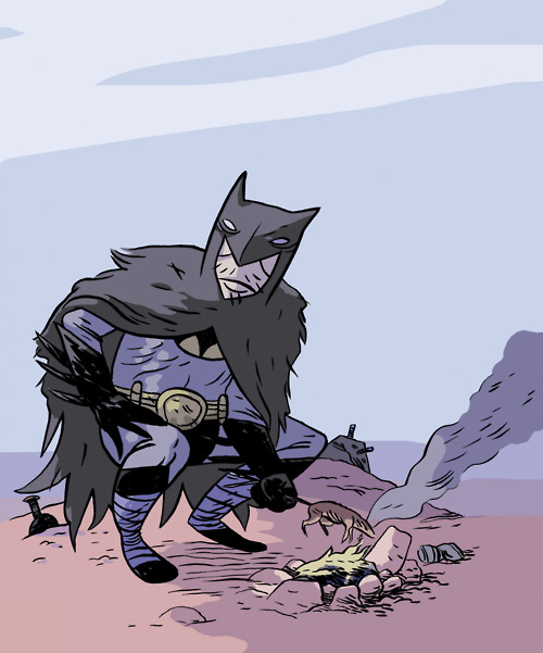 hobo batman