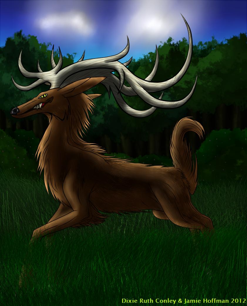 Demon Deer
