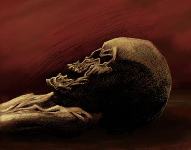 Bog Zombie
