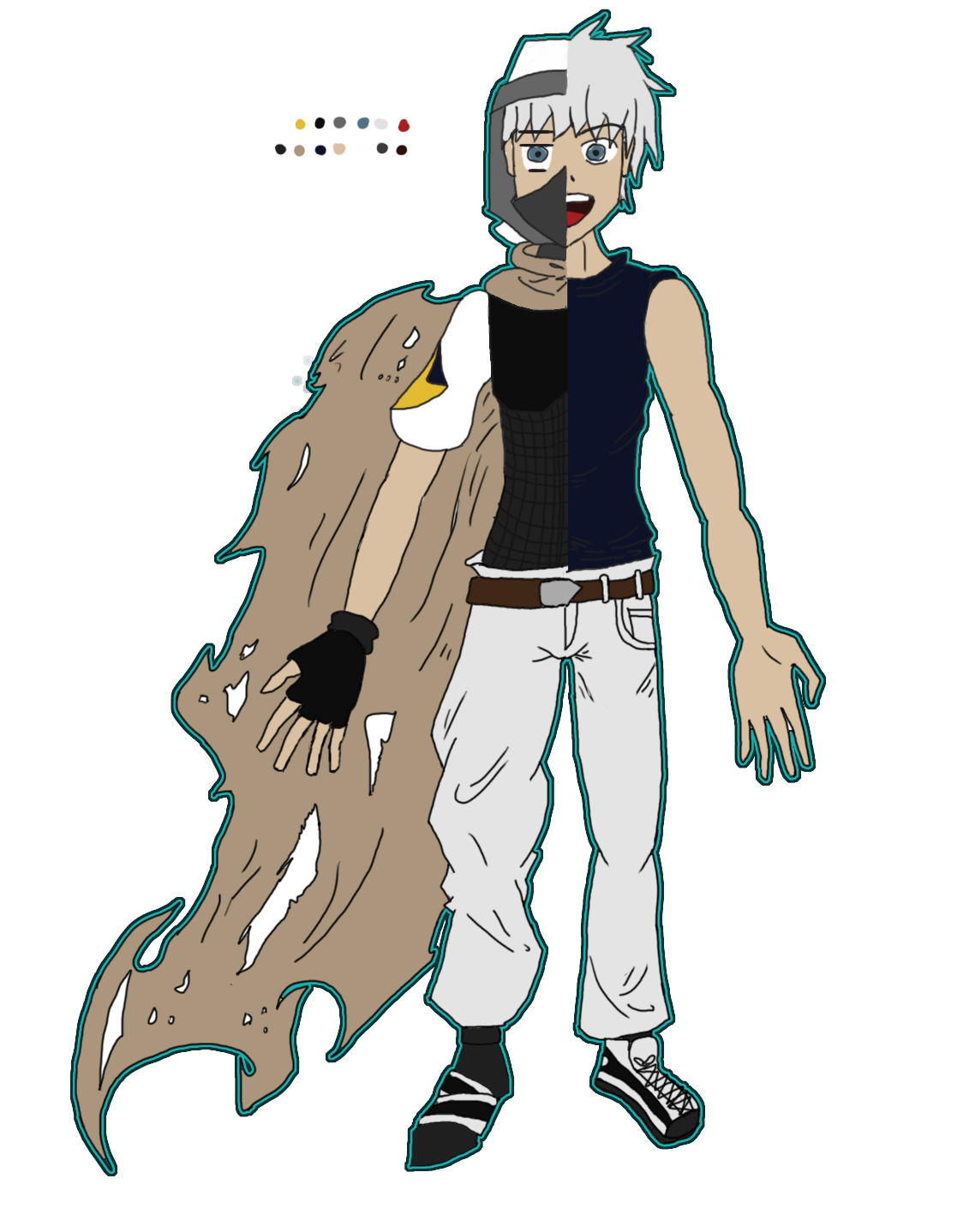 Male O.C. Reference Color