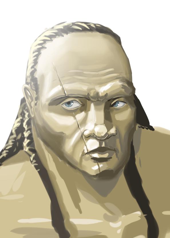 almoust caveman