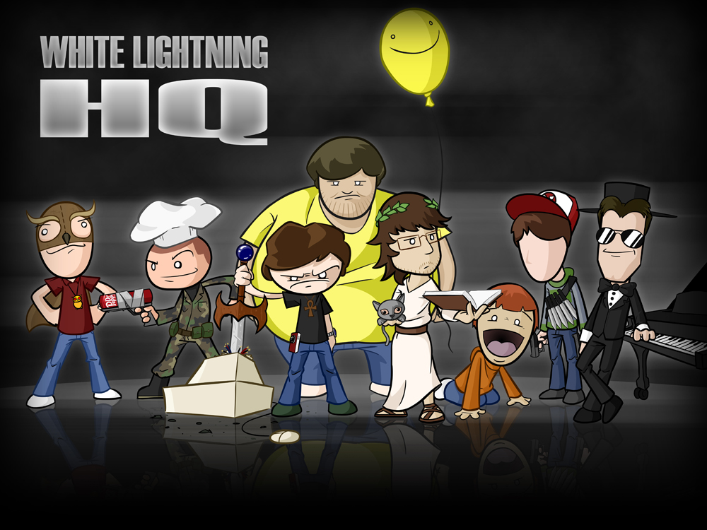 White Lightning HQ Crew