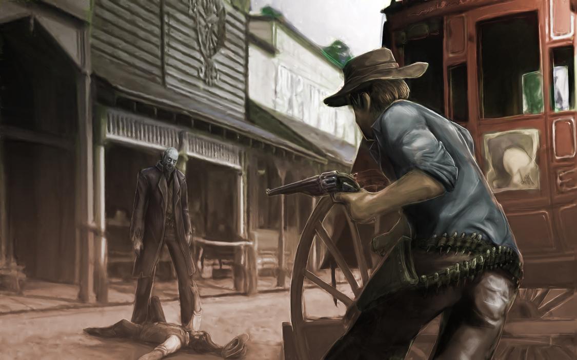 Zombie Western
