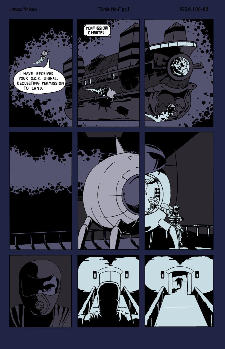 Evolution pg.1