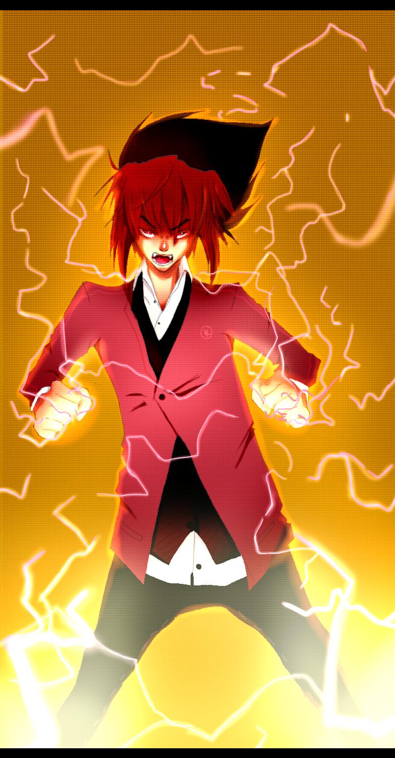 Kai Power up?