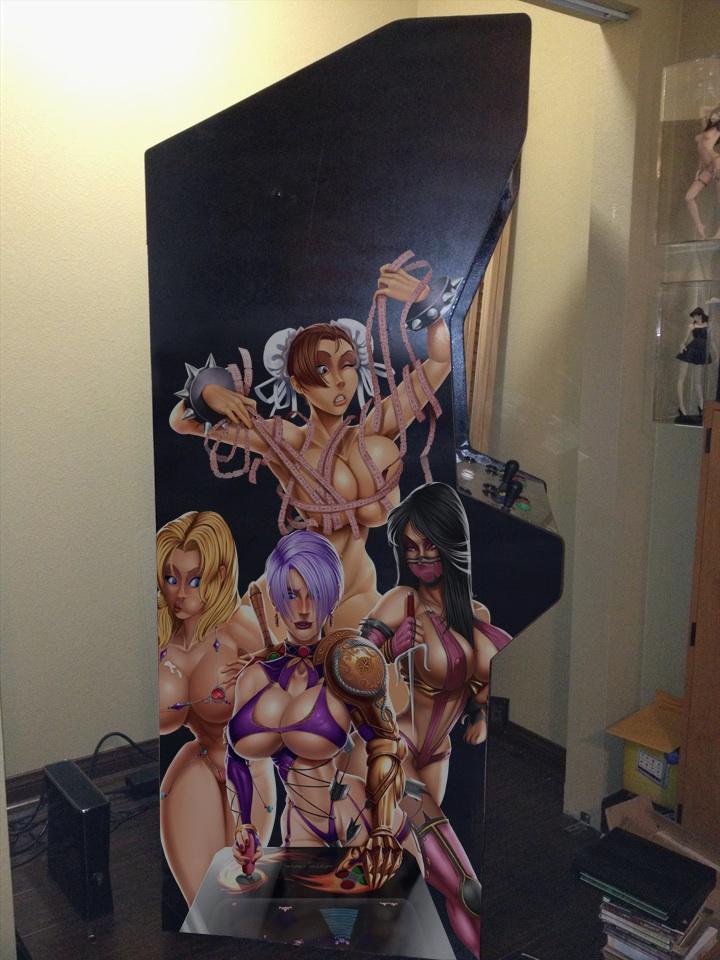 arcade art 001