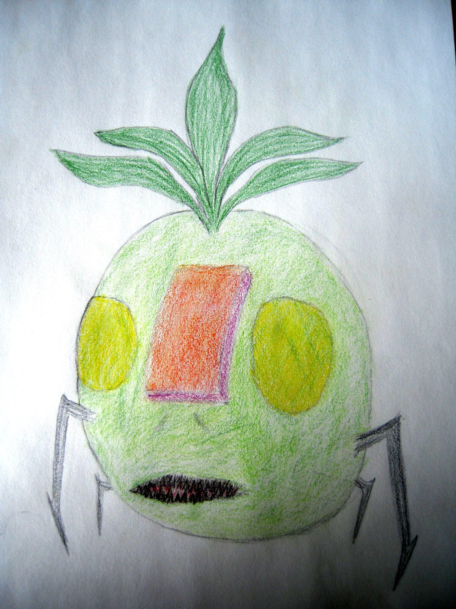 Pea animal