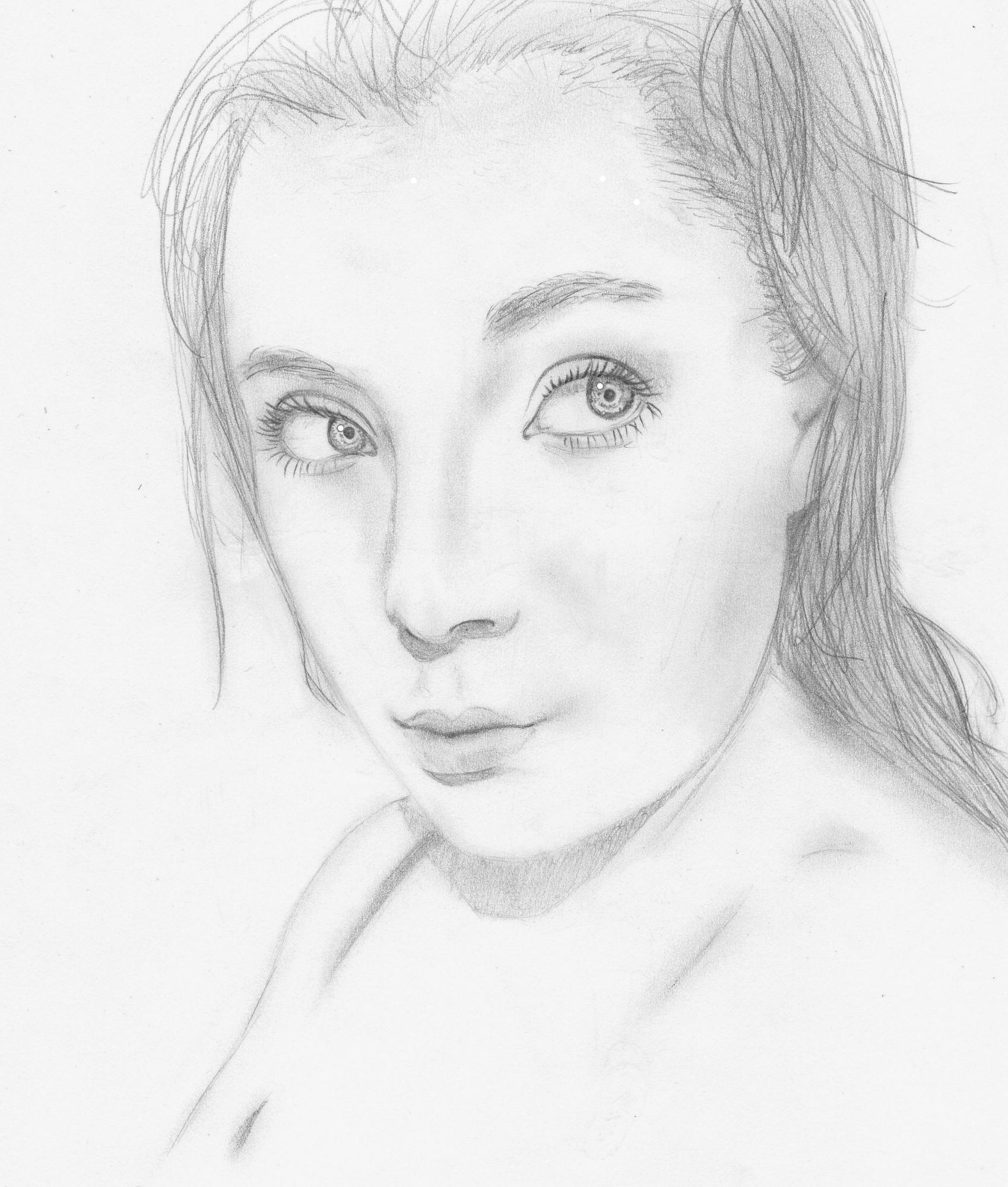 Dibujo a lápiz