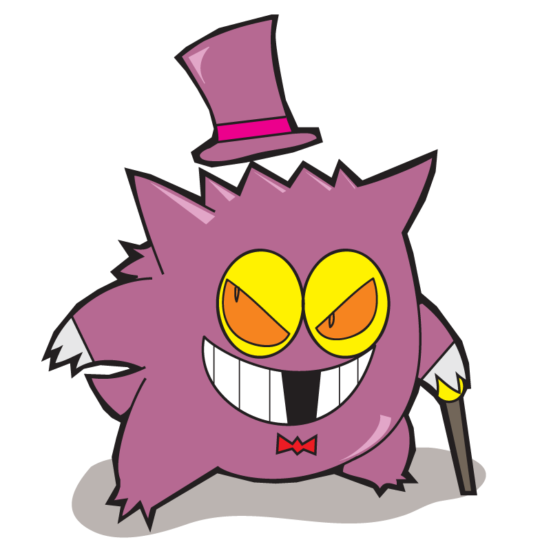 Super Jail Gengar
