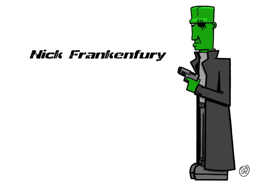 Nick Frankenfury