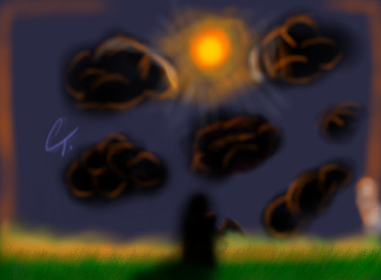 Blorange Sky