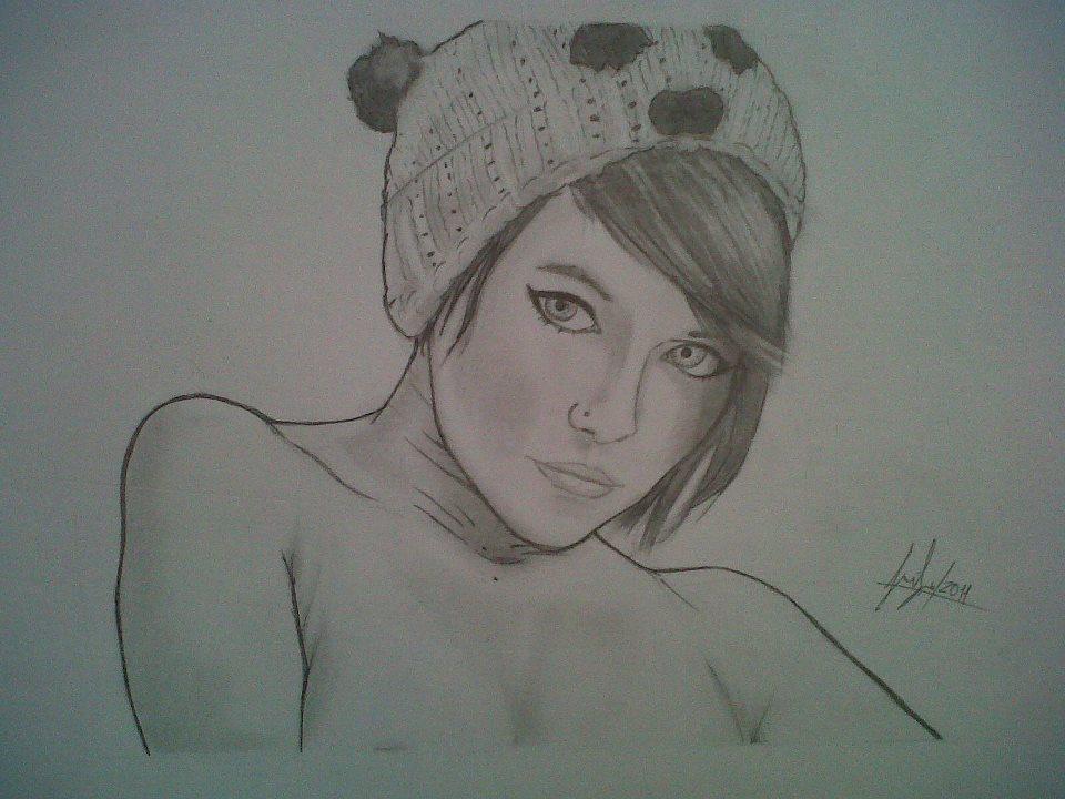 Mellisa Clarke Drawing