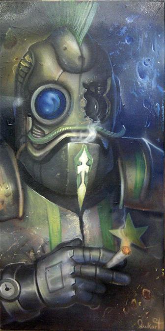 Smokobot