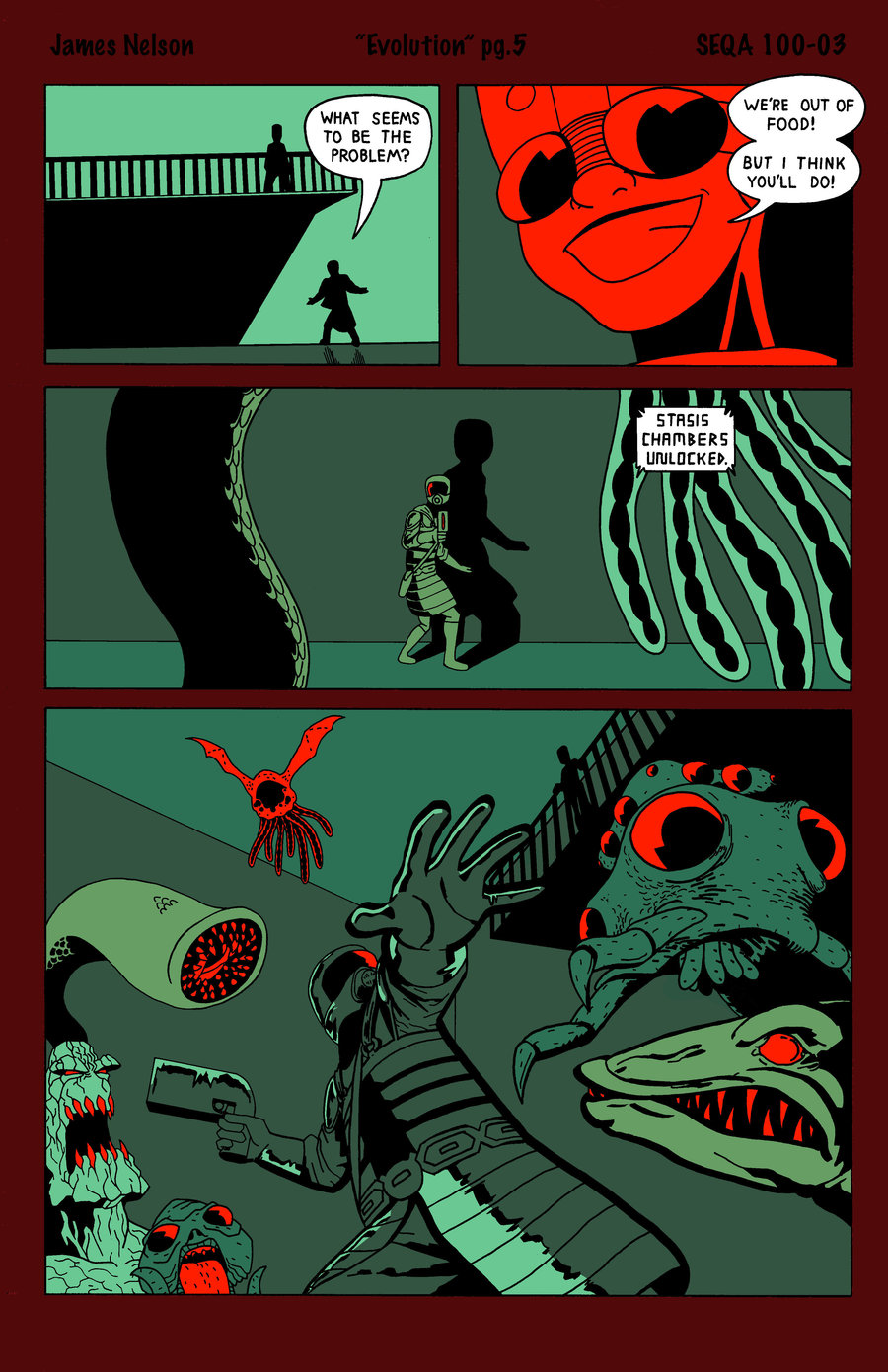 Evolution pg.5