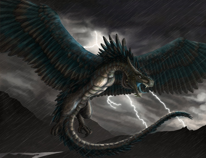 Storm Wyvern