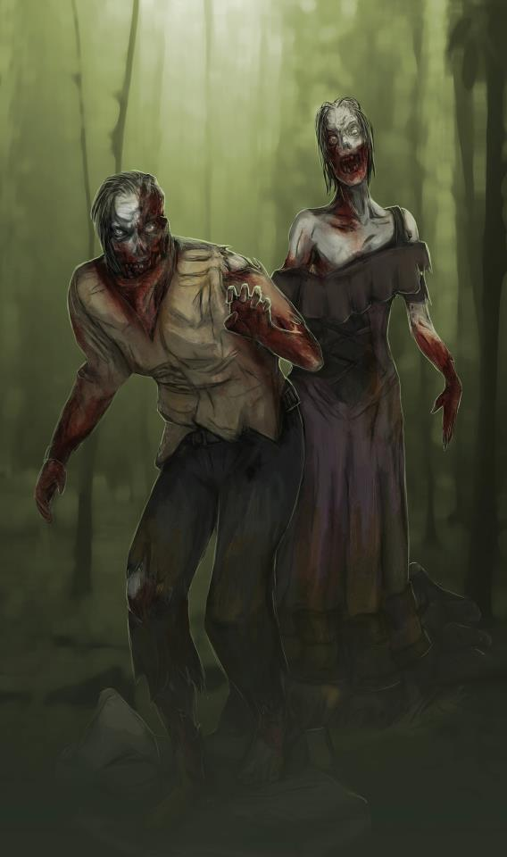 Western Zombies