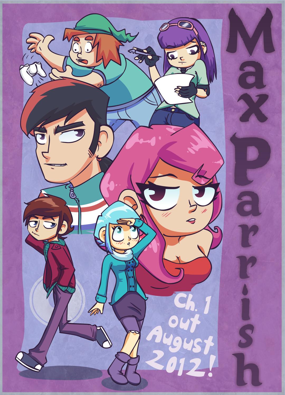 Max Parrish Poster