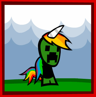 RainbowDashCreeper