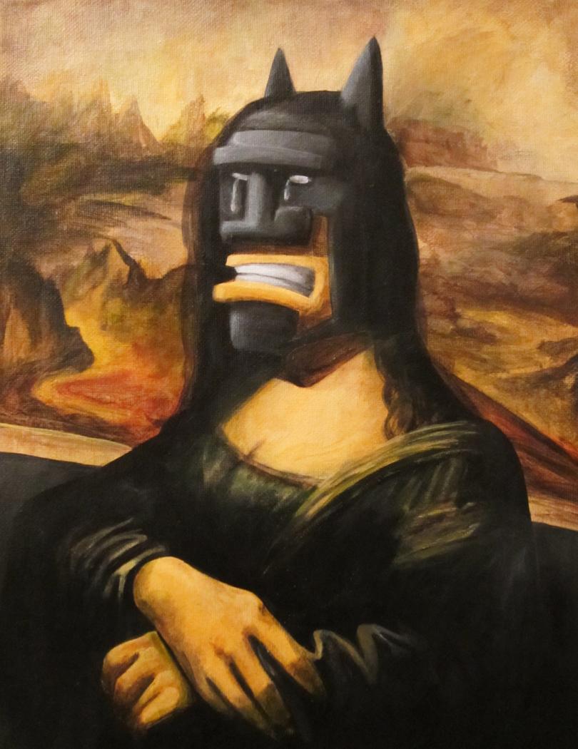 Mona Lisas Secret